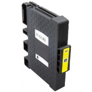 405764 Gélpatron utángyártott SG 3100SNw, SG 7100DN nyomtatókhoz, RICOH Type GC41Y sárga, 2,2K 3110DN 3110DNW 3110SFNw SG2100N SG3100SNw SG3110DNw SG3120BSFNw SG7100DN SGK3100DN