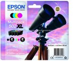 EPSON T02W6 PATRON MULTIPACK 502XL (EREDETI) Termékkód: C13T02W64010 Epson WorkForce WF-2860DWF  Epson WorkForce WF-2865DWF  Epson XP-5100  Epson XP-5105