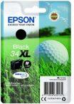 Epson T3471 34XL Patron Black 16,3 ml (Eredeti)  C13T34714010 WorkForce Pro WF-3725DWF WorkForce Pro WF-3720DWF