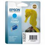 Epson T0482 Patron Cyan 13ml (Eredeti)  R200 R220 R300 R300M R320 R340 RX500 RX600 RX620 RX640