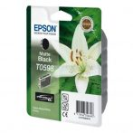 Epson T0598 Patron Matt Black 13ml (Eredeti) Epson Stylus Photo R2400