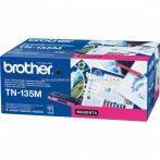 Brother TN-135M Eredeti toner TN135 9040CN 9045CDN HL4040CDWCN HL4070CDW 9440CN 9840CDW TN 135 G.K.
