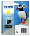 Epson T3244 Patron Yellow 14 ml (Eredeti) C13T32444010