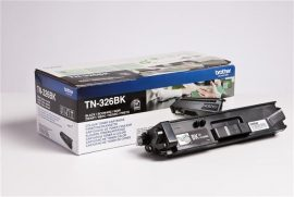 TN326B TN-326Bk Lézertoner HL L8250CDN, DCP L8400CDN nyomtatókhoz, BROTHER fekete, 4k DCP L8400CDN   DCP-L8450CDW   HL-L8250CDN   HL-L8350CDW   MFC-L8650CDW   MFC-L8850CDW  Eredeti kellékanyag