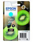 EPSON T02F2 PATRON CYAN 4,1ML (EREDETI) Termékkód: C13T02F24010 Epson XP-6000 Epson XP-6005 Epson XP-6100 Epson XP-6105