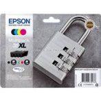 Epson T3596 35XL eredeti multipack BK + C + Y + M Epson tintapatron WF-4720DWF WF-4725DWF WF-4730DWF WF-4740DTWF WF-4740DWF