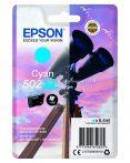 EPSON T02W2 PATRON 502XL CYAN 6,4ML (EREDETI) Termékkód: C13T02W24010 Epson WorkForce WF-2860DWF  Epson WorkForce WF-2865DWF  Epson XP-5100  Epson XP-5105 Eredeti patron