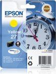 Epson T2704 Patron Yellow 3,6ml (Eredeti) Wokforce 3620DWF / 3640DTWF / 7110DTW / 7610DWF / 7620DTWF
