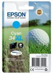 Epson T3472 Patron Cyan 10,8 ml (Eredeti)  WorkForce Pro WF-3725DWF WorkForce Pro WF-3720DWF