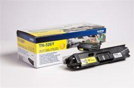 TN326Y TN-326Y Lézertoner HL L8250CDN, DCP L8400CDN nyomtatókhoz, BROTHER fekete, 4k DCP L8400CDN   DCP-L8450CDW   HL-L8250CDN   HL-L8350CDW   MFC-L8650CDW   MFC-L8850CDW  Eredeti kellékanyag