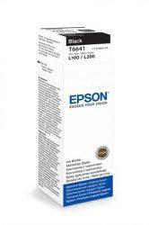 EPSON Patron L100/L110/L200/L210/L300/L355/L550/L1300 70ml, fekete eredeti