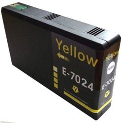 EPSON T70244017 YELLOW 2K (utángyártott) utángyártottPIXEL BRAND Epson WorkForce Pro WP-4015DN  Epson WorkForce Pro WP-4025DW  Epson WorkForce Pro WP-4095 Epson WorkForce Pro WP-4525DNF  Epson WorkForce Pro WP-4545