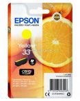 Epson T3344 Patron Yellow 4,5ml (Eredeti) 	C13T33444012