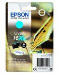 Epson T1632 Patron Cyan 6,5ml 16XL (Eredeti)  C13T16324012