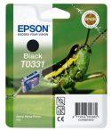 Epson T03314010 Tintapatron StylusPhoto C950 nyomtatóhoz, EPSON fekete, 17ml Eredeti kellékanyag