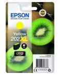 EPSON T02H4 PATRON YELLOW 8,5ML XL (EREDETI) Termékkód: C13T02H44010 Epson XP-6000 Epson XP-6005 Epson XP-6100 Epson XP-6105