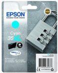 Epson T3592 35XL eredeti cian Epson tintapatron WF-4720DWF WF-4725DWF WF-4730DWF WF-4740DTWF WF-4740DWF