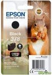 Epson T3781 Patron Black 5,5ml 378 (Eredeti)  C13T37814010 Epson XP-8500  XP-8605 XP-15000