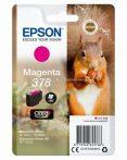 Epson T3783 Patron Magenta 5,5ml 378 (Eredeti) C13T37834010 Epson XP-15000 XP-8000 XP-8605