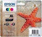 Epson 603XL multipack 4 szín Termék kód: C13T03A64010 Home XP-2100 Home XP-2105 Home XP-3100 Home XP-3105 Home XP-4100 Home XP-4105  WF-2810DWF  WF-2830DWF  WF-2835DWF  WF-2850DWF