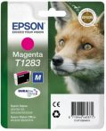 Epson T1283 Tintapatron Stylus S22, SX125, SX420W nyomtatókhoz, EPSON vörös, 3,5ml S22 Office OfficeBX305F OfficeBX305FW SX125 SX130 SX230 SX235W SX420W SX425W SX430W SX435W SX438W SX440W SX445W