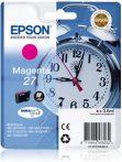 Epson T2703 Patron Magenta 3,6ml (Eredeti) Wokforce 3620DWF / 3640DTWF / 7110DTW / 7610DWF / 7620DTWF