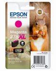 Epson T3793 Patron Magenta 9,3ml 378XL (Eredeti)  C13T37934010 Epson XP-8500  XP-8605 XP-15000