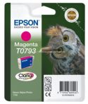 Epson T0793 Patron Magenta 11ml (Eredeti) C13T07934010