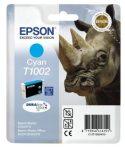 Epson T10024010 Tintapatron Stylus SX600FW nyomtatóhoz, EPSON kék, 11,1ml Eredeti kellékanyag
