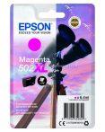 EPSON T02W3 PATRON 502xl MAGENTA 6,4ML (EREDETI) Termékkód: C13T02W34010 Epson WorkForce WF-2860DWF  Epson WorkForce WF-2865DWF  Epson XP-5100  Epson XP-5105 Eredeti patron