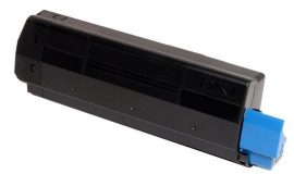 OKI C5250/5450/5510MFP/5540MF fekete utángyártott toner