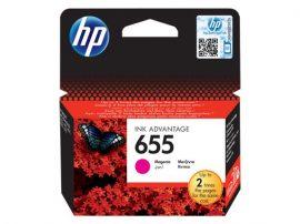 HP CZ111AE (655 magenta) eredeti HP patron  Deskjet Ink Advantage 3520 sorozat   Deskjet Ink Advantage 3525   Deskjet Ink Advantage 4610 sorozat   Deskjet Ink Advantage 4615   Deskjet Ink Advantage 46