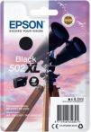 Epson SINGLEPACK BLACK 502XL INK STermékkód C13T02W14010 Epson WorkForce WF-2860DWF  Epson WorkForce WF-2865DWF  Epson XP-5100  Epson XP-5105 Eredeti patron