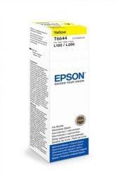 EPSON Patron L100/L110/L200/L210/L300/L355/L550/L1300 70ml, yellow eredeti