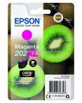 EPSON T02H3 PATRON MAGENTA 8,5ML XL (EREDETI) Termékkód: C13T02H34010 Epson XP-6000 Epson XP-6005 Epson XP-6100 Epson XP-6105