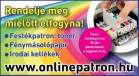 C8721EE Tintapatron Photosmart 3210, 3310, D7640 nyomtatókhoz, HP 363 fekete, 6ml