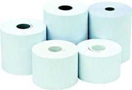Hőpapírszalag, 57x50x12 mm, VICTORIA Nurit 8320 papír