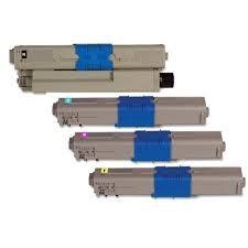 OKI C510 magenta utángyártott toner